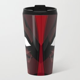 Dead-Pool (The Merc With A Mouth) Travel Mug