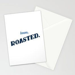 Boom Roasted Stationery Cards