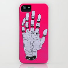 THE HAND OF ANOTHER DESTYNY Slim Case iPhone SE