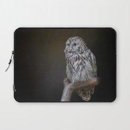 Lovely cute owl Laptop Sleeve