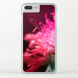 Dream Flower 10 Clear iPhone Case