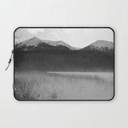 Cabin Lake Laptop Sleeve