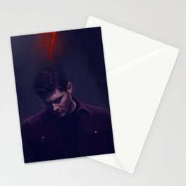 D - mark of cain Stationery Cards