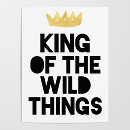 KING OF THE WILD THINGS Poster