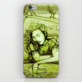 Romantic Ophelia iPhone Skin