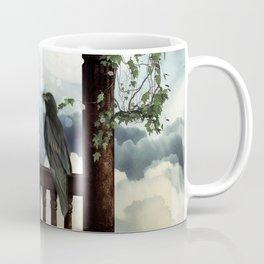 The crow and the dove Coffee Mug