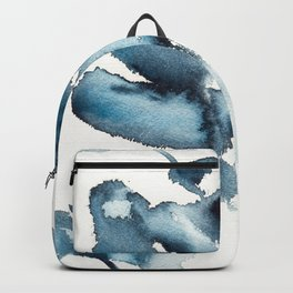Paynes Gray Rose Backpack