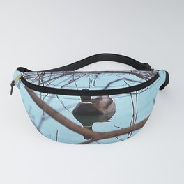 Duck Through the Branches Fanny Pack