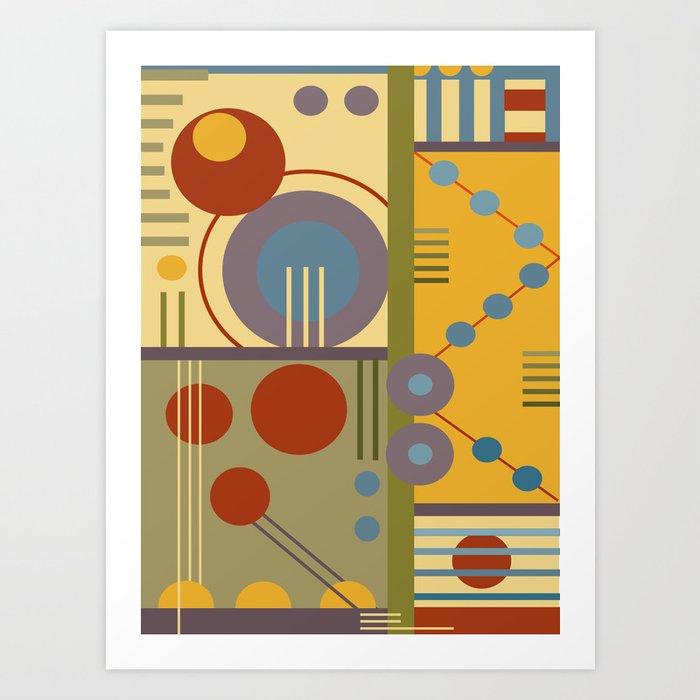 PA8 Art Print