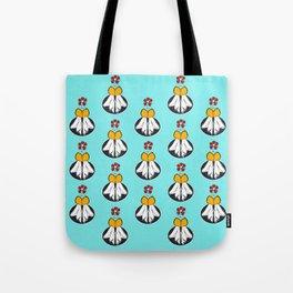 Kowhai & Manuka Tote Bag