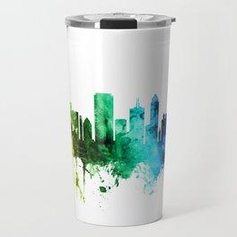 San Francisco California Skyline Travel Mug