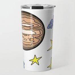 Spaced Out Jupiter Travel Mug