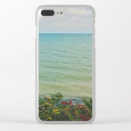 Finding Paradise Clear iPhone Case