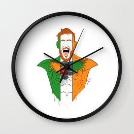Connor McGregor Wall Clock