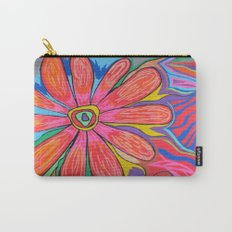 First big flower Carry-All Pouch