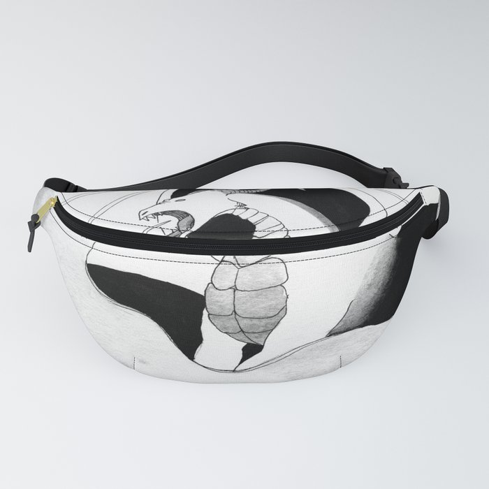 Scorched Fanny Pack
