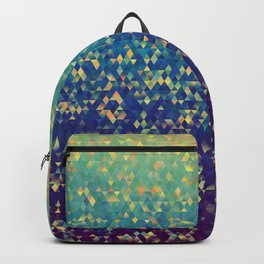Gleaming Rainbow 1 Backpack