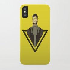 Jensen / Deus Ex: Human Revolution iPhone X Slim Case
