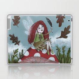 Autumn Fairy Laptop & iPad Skin