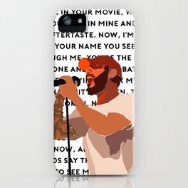 Jon Bellion Songs iPhone Case