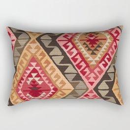 Sunset Kilim Rectangular Pillow