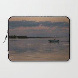 serene sunrise sugarloaf Laptop Sleeve