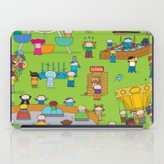 Oekie Fair iPad Case