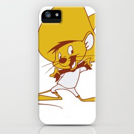 Speedy Gonzales Mexican Mouse Animal iPhone Case