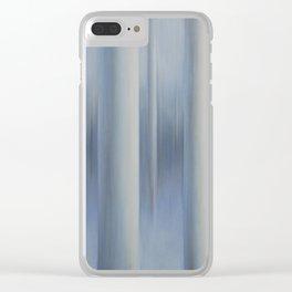 Winter Air 3 Clear iPhone Case