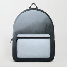 Misty Trees Backpack
