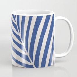 Indigo Palm - Vintage Botanical Coffee Mug