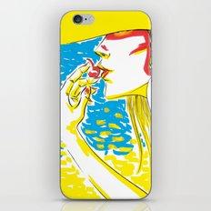 summer girl 2 iPhone & iPod Skin