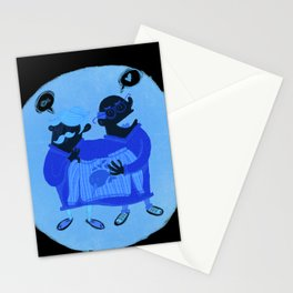 Love/hate Stationery Cards