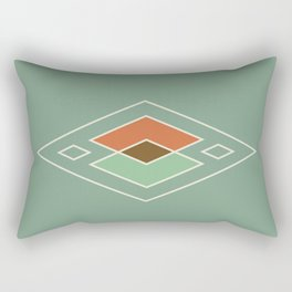camp ivanhoe Rectangular Pillow