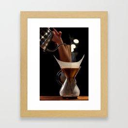 CAFE 104 Framed Art Print