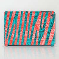 community iPad Cases featuring Gated Community by RingWaveArt