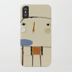 The choise Slim Case iPhone X