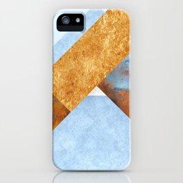 Modern Mountain No5-P3 iPhone Case