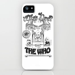 The Who iPhone Case
