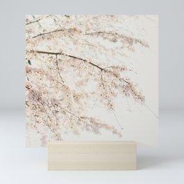 Cherry Blossom in Tokyo, Japan Mini Art Print