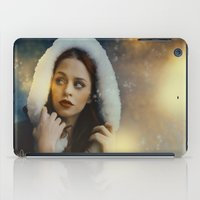 belle iPad Cases featuring Belle by Rose's Creation