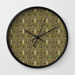 Irish Delight Wall Clock