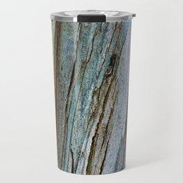 Colorful Eucalyptus Bark Travel Mug