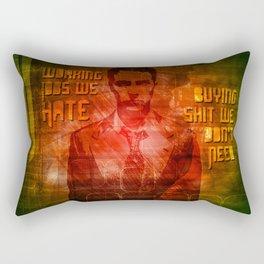 Cycle Rectangular Pillow