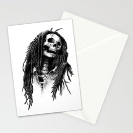 the Legend of Reggae Stationery Cards
