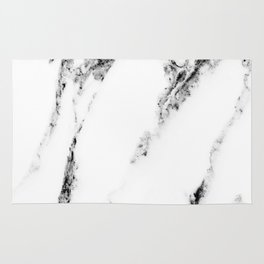 white marble no. 1 Rug