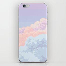 Monet Clouds iPhone Skin