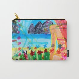 Koh pipi island in Thailand Carry-All Pouch