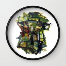 """Dance"" Wall Clock"