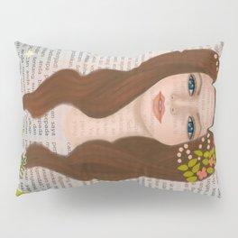 The Girl 1 Pillow Sham